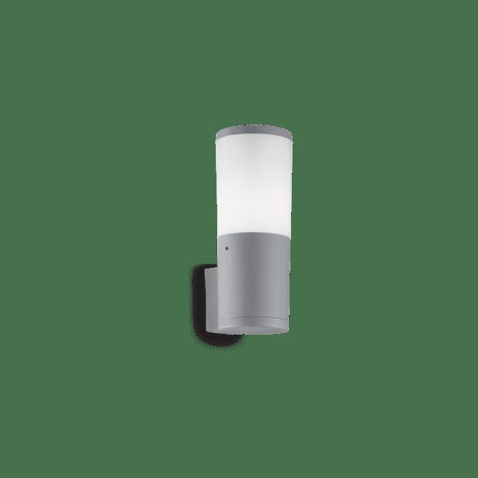 Lámpara de pared de Resina y color Gris