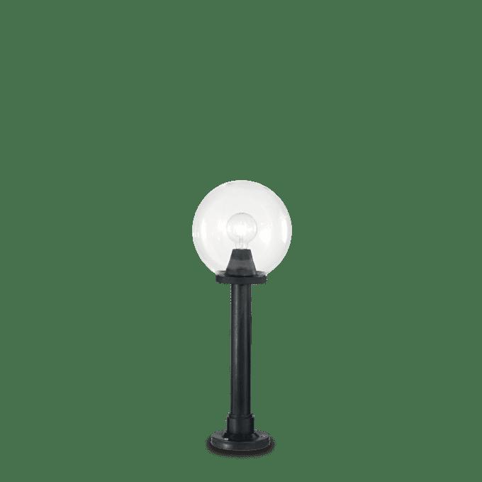Lámpara de pie de Resina y color Transparente