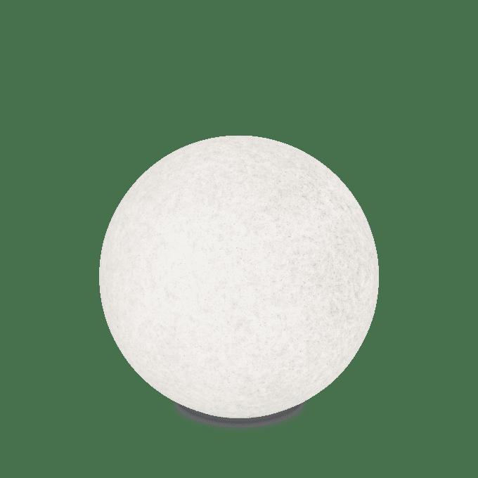 Lámpara de pie de Policarbonato y color Blanco