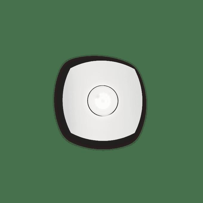 Lámpara de techo de Hierro y color Blanco
