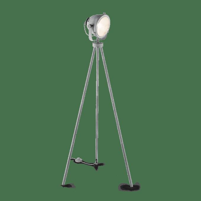 Lámpara de pie de Hierro y color FERRO