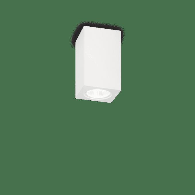 Lámpara de techo de Yeso y color Blanco
